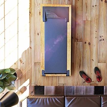 DESKFIT DFT200 Laufband für/unter Schreibtisch - fit und gesund im Büro & zu Hause. Bewegen und ergonomisches Arbeiten, Keine Rückenschmerzen - mit praktischer Tablet-Halterung, Fernbedienung und App - 8