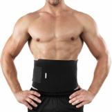Bracoo Taillen & Bauch Trimmer - Damen & Herren - Hot Belt - Waist Trimmer | Schnell & Einfach Abnehmen mit dem Neopren-Bauchgürtel | SE20 - 1